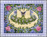 Welcome - Butterfies
